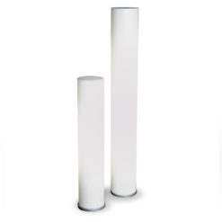 carre bleu location mobilier colonne lumineuse filaire 220V exterieur interieur