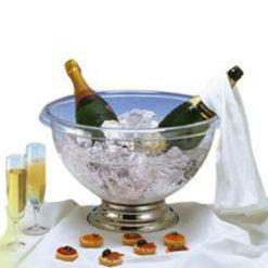 location vasque plexi ronde pour champagne