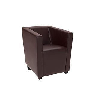 location_vaisselle_carrebleu_fauteuil_manchester_chocolat_simili_cuir